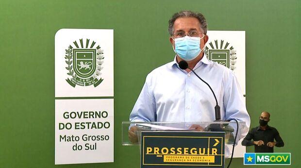 Campo Grande e Itaquiraí estão com bandeira cinza e toque de recolher deve ser antecipado
