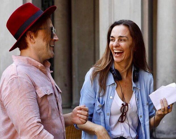 """""""Conectado comigo e me ouvindo"""", diz amiga após visita a Paulo Gustavo"""