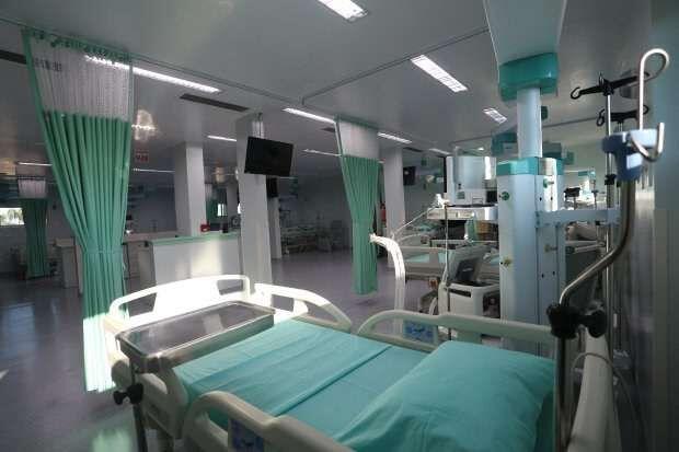 Ministério da Saúde libera mais cinco leitos de UTI de covid para MS