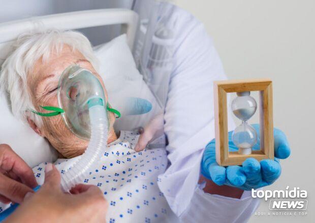 Pacientes com covid estão morrendo mais rápido, diz levantamento em MS