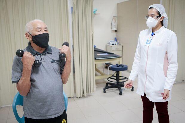 Covid deixa sequelas e aumenta procura por fisioterapia em MS