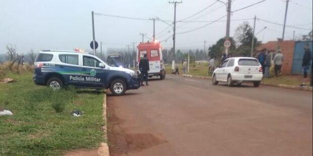 Mulher em carro é perseguida e perde R$ 15 mil para ladrão armado em Ponta Porã