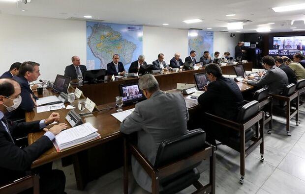 Bolsonaro enviou R$ 731 milhões de socorro financeiro para MS, diz Tesouro Nacional