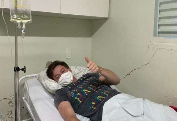 Dengue: prefeito de Rio Brilhante tem alta da UTI e se recupera em quarto comum