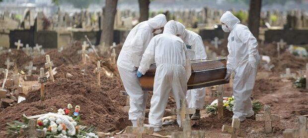 Caos da covid: MS registra recorde com 87 novas mortes