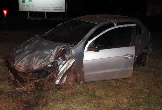 Motorista que matou homem atropelado na BR-163 estava bêbado
