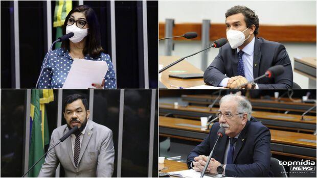 Quatro deputados de MS pedem urgência para votar PL que permite reabertura de escolas