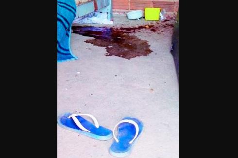 Jovem leva facada na costela e grita por ajuda da irmã no Mário Covas
