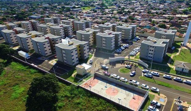 Agehab sorteia nesta terça-feira 150 apartamentos do Jardim Canguru