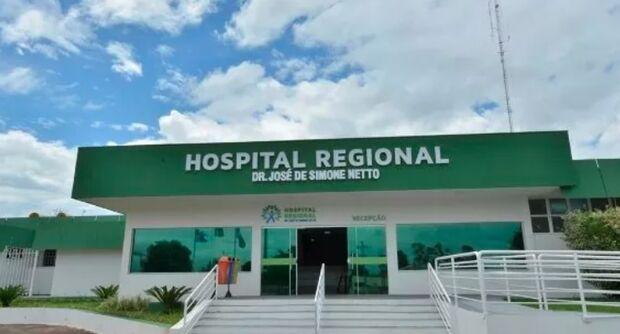 Após cirurgia, filho de vereador atingido no peito se recupera em hospital