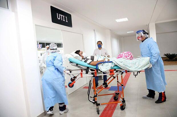 Mato Grosso do Sul registra mais 58 mortes pela covid-19