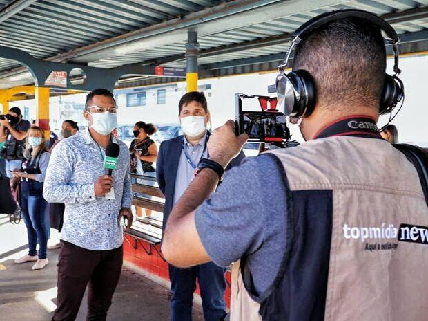 Resende pretende incluir jornalistas em próxima fase de imunização em MS