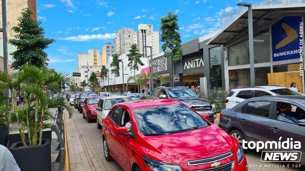 Em Campo Grande, governo estende toque de recolher para vendas do Dia das Mães
