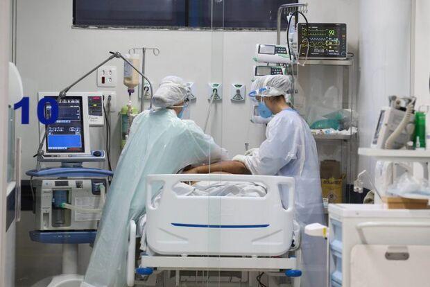 MS tem mais de 250 pessoas na fila esperando leito para tratar covid-19
