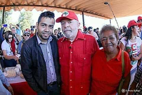 'Cumpanheiro': meio-sobrinho distante de Lula quer ser governador de MS