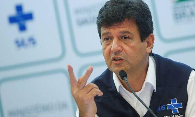 Mandetta diz que Bolsonaro e Lula são iguais: 'dois pesadelos'