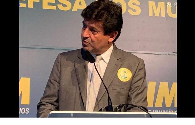 Ex-ministro Mandetta abre agenda de depoimentos da CPI da Covid