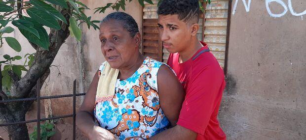 Uma semana após enterrar filha com câncer, mãe perde o caçula assassinado em Campo Grande