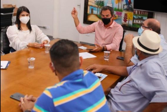 Marquinhos dá sinal verde para auxílio a famílias carentes em Campo Grande