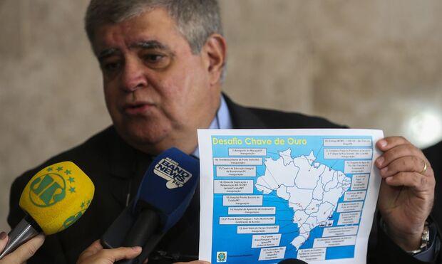 De saída do Conselho de Itaipu, Marun fala em retorno à política