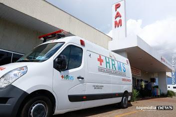 Moradora de Ribas do Rio Pardo morre de Covid-19 no Hospital Regional