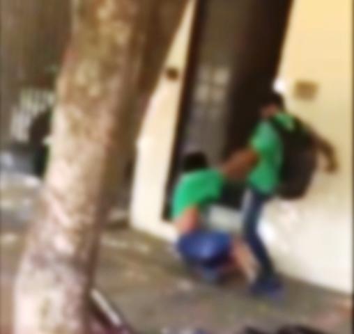 Irmão ameaça matar jovem por não cuidar o avô no Santa Emília