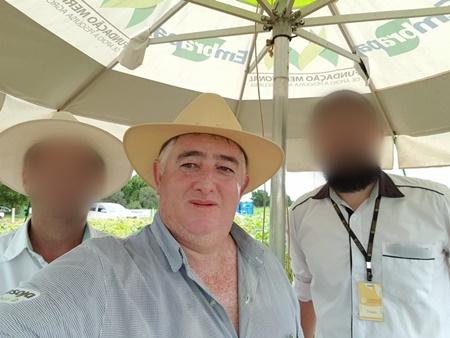 Amigos choram a perda de empresário Paulo Araújo para a covid-19
