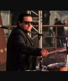Querido e amado, baterista 'Pimpo' morre de covid em Campo Grande