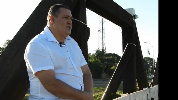 Prefeito interino de Angélica recebe alta após luta contra a covid-19