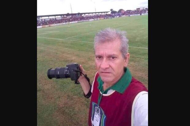 Conselheiro do Operário, 'Raul Fotógrafo' morre aos 56 anos em Campo Grande