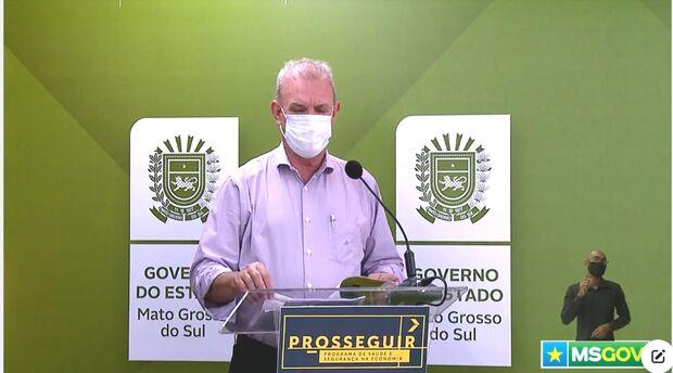 Secretário alerta população para tomar a 2° dose da vacina contra a covid-19