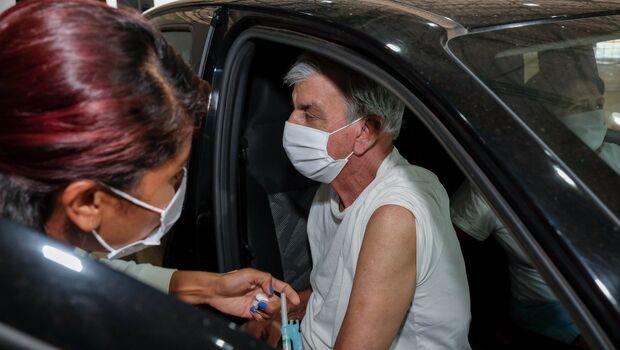 Vacinação em Campo Grande prossegue nesta quinta, mas só para tomar 2ª dose