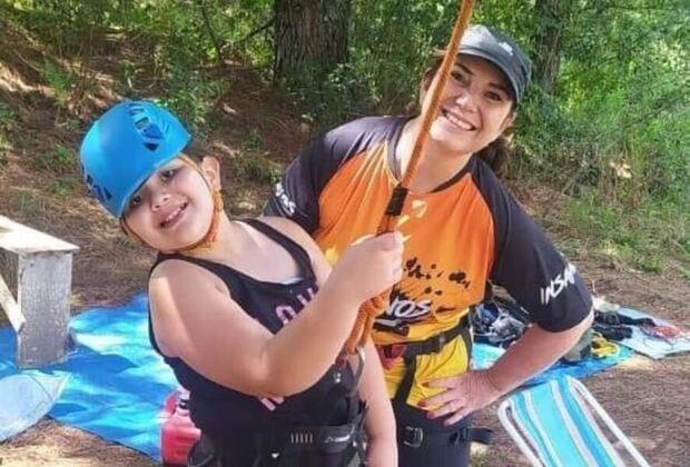 Mãe e filha morrem em tromba d'água em cachoeira