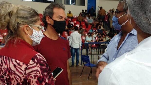 Marquinhos confirma possibilidade de auxílio emergencial da prefeitura
