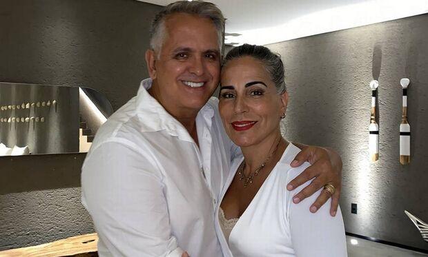 Orlando Morais diz que venceu Covid pensando em reencontrar a esposa