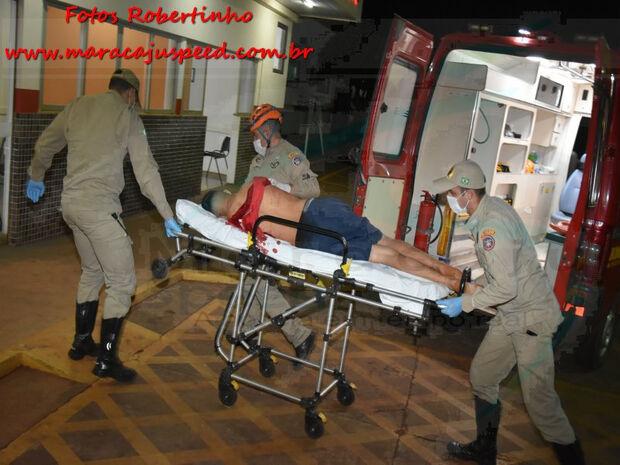 Jovem é esfaqueado e morre em hospital de Maracaju