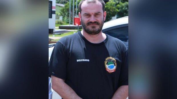 Governador de MS e deputado prestam homenagens a Mikaill, morto em acidente de trânsito