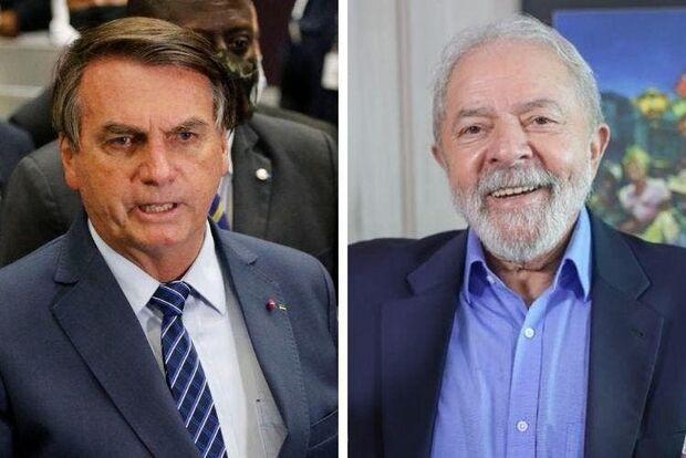 Pesquisa aponta vitória de Lula contra Bolsonaro no 1° turno das eleições