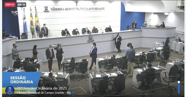 Refis de até 100% de desconto é aprovado na Câmara de Campo Grande