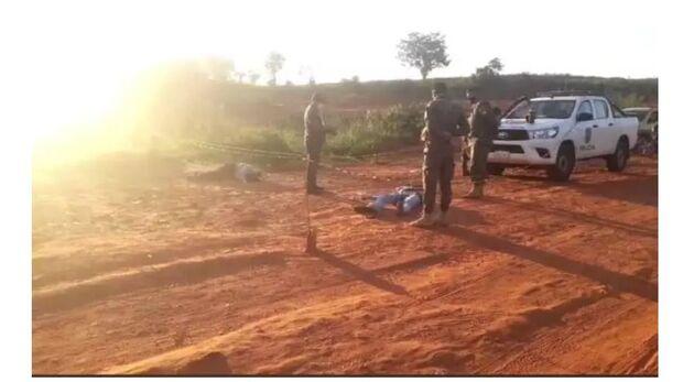 Três pessoas são assassinadas por justiceiros na Fronteira