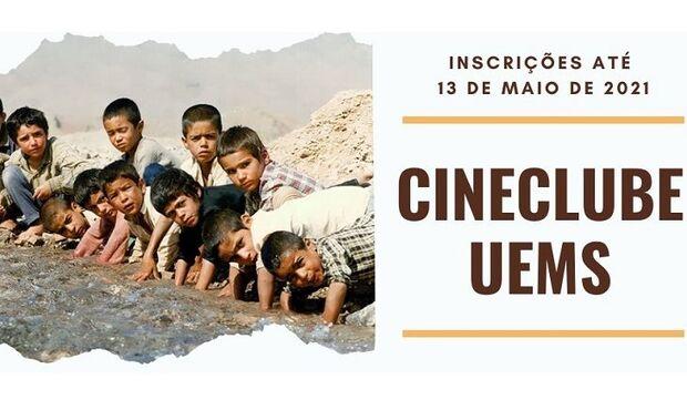 Oportunidade: projeto Cine Clube UEMS está com inscrições abertas