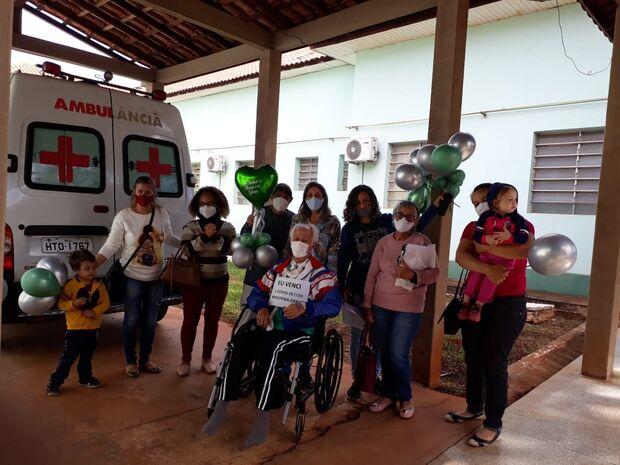 Com 73 anos e doença autoimune, Hélio venceu covid em Campo Grande