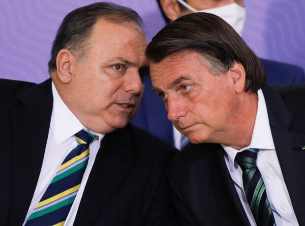 NA LATA: general foge de CPI e capitão de debates; dois frouxos
