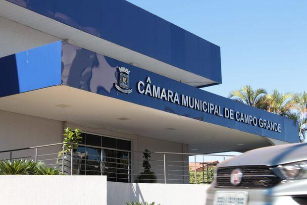 Sessões da Câmara de Campo Grande voltam a ser remotas por conta da covid-19