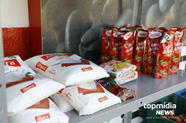 Puxado pelo açúcar, produtos da cesta variam para mais, aponta Procon