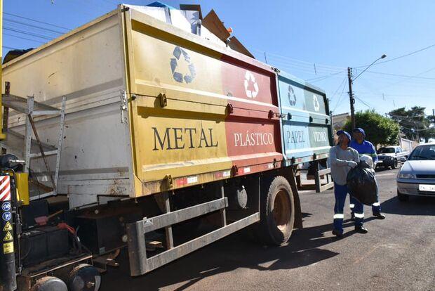 Trabalhador cai de caminhão reciclável e morre em Corumbá