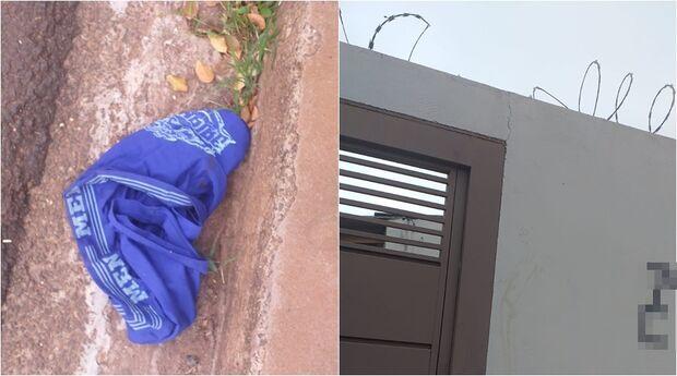 Ladrão cagão esquece até a cueca, mas leva celular de faxineira em Campo Grande
