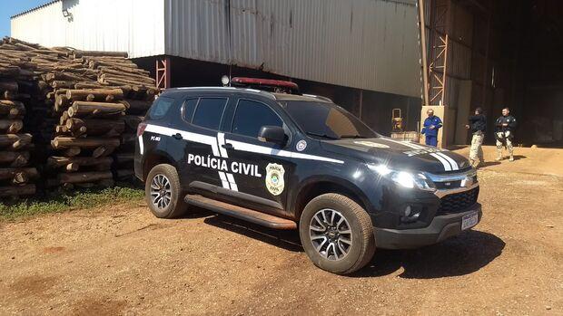 Suspeito de onda de furtos que agrediu policial é preso