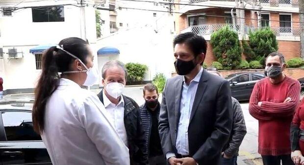 Políticos de SP dizem que melhor homenagem a Bruno Covas é trabalhar pela cidade