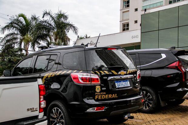 PF faz batidas contra desvio de dinheiro da gestão de Paulo Duarte em Corumbá